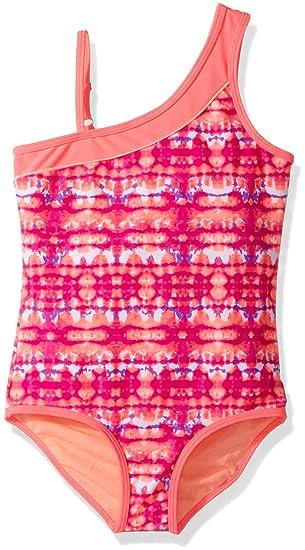 1ab32df8f430d Amazon.com  Free Country Tie Dye Asymmetric One Piece with Adj Strap ...
