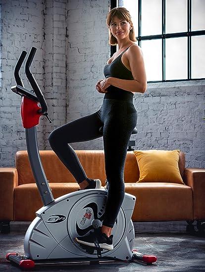 Christopeit x - Bicicletas estáticas y de Spinning para Fitness ...