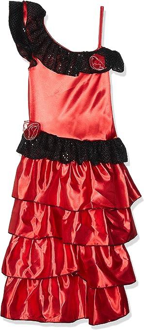 Amazon.com: Disfraz de flamenca española para ...