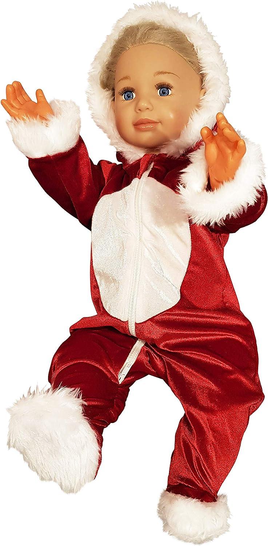 74-86 GlitzerEngel 2020 Weihnachtsstrampler Weihnachtsoverall Gr