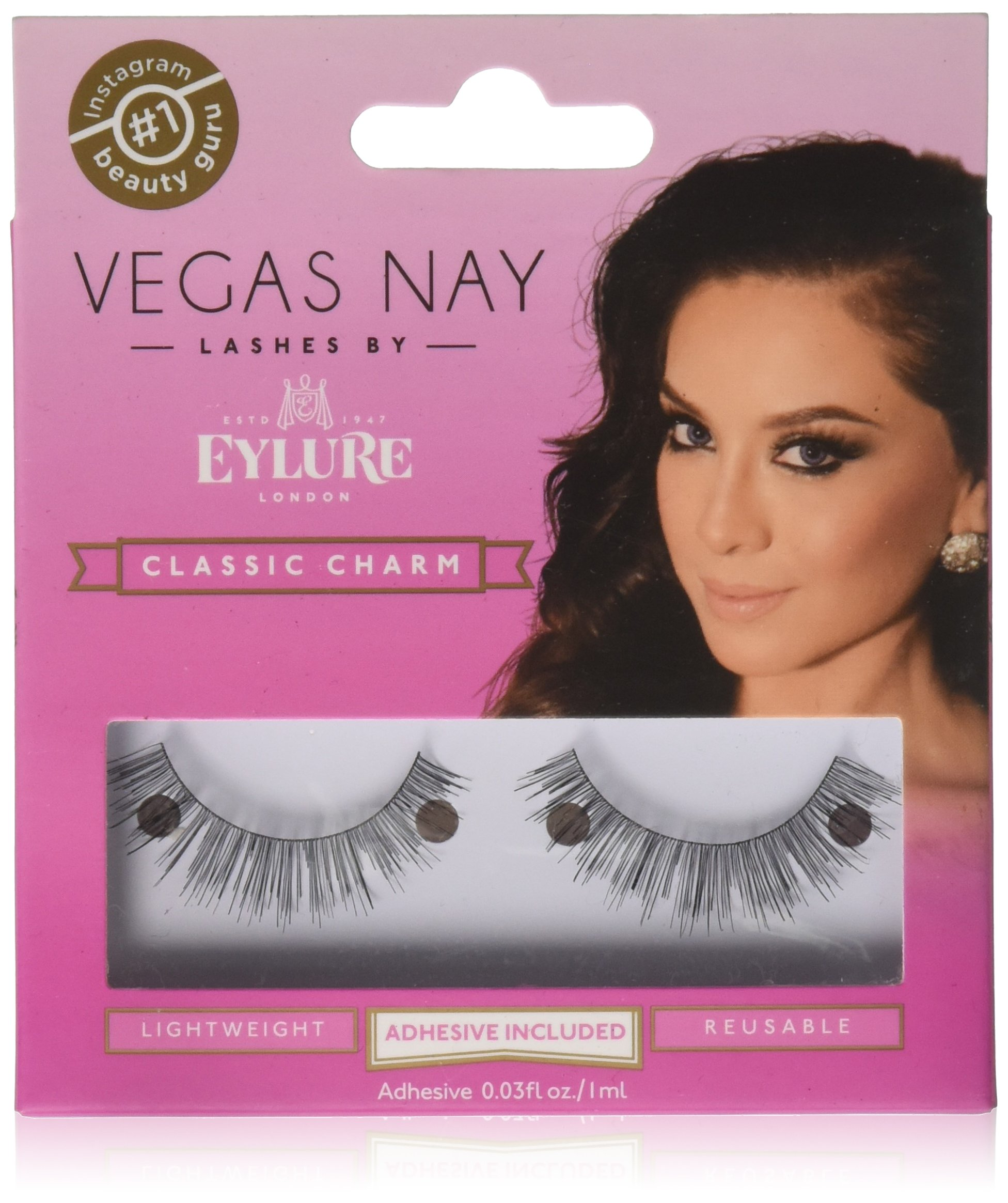 Amazon Eylure Vegas Nay Shining Star Fake Eyelashes Beauty