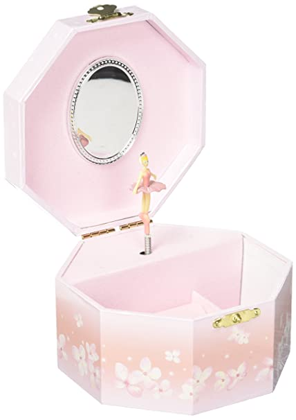 Amazoncom Ballerina Jewelry Box Toys Games