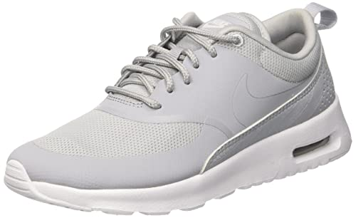 new style 9934b d4ad8 Nike Womens Air Max Thea Running Walking Athletic Shoes Gray 5.5 Medium (B,M