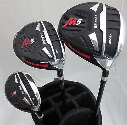 Amazon.com: Tartan Sports New Teen Golf Club Set completo ...