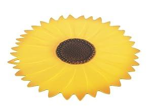 "Sunflower Chopping Board - Round 11"""