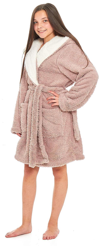 Slumber Hut Ladies Girls Fleece Onesie And Dressing Gowns Fleece