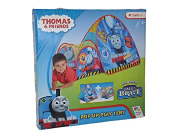 Thomas u0026 Friends Pop Up Play Tent - Tale of the Brave  sc 1 st  Amazon UK & Thomas u0026 Friends Pop Up Play Tent - Tale of the Brave: Amazon.co ...
