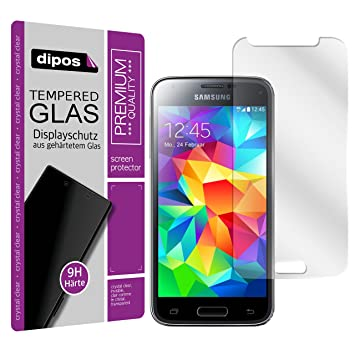 Protector de Pantalla compatible con Samsung Galaxy S5 / S5 Neo ...