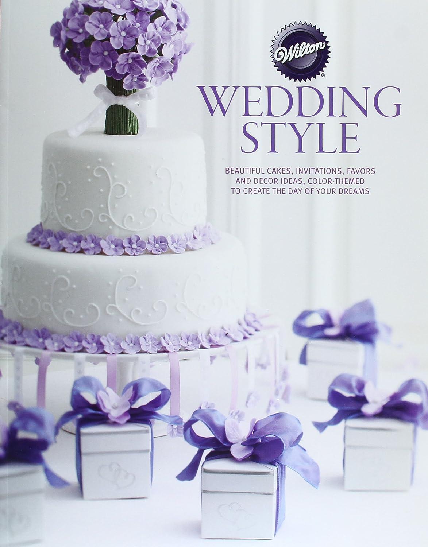 Amazon.com: Wilton Wedding Style Book: Wilton: Kitchen & Dining