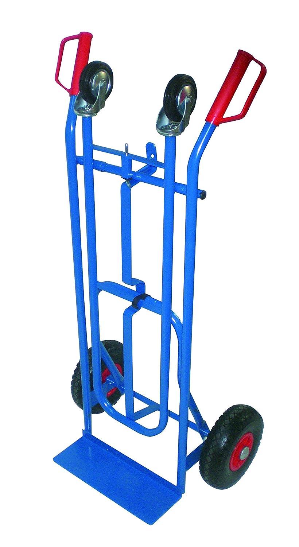 Tec Hit 177200/carretilla profesional Universal transformable 250/kg