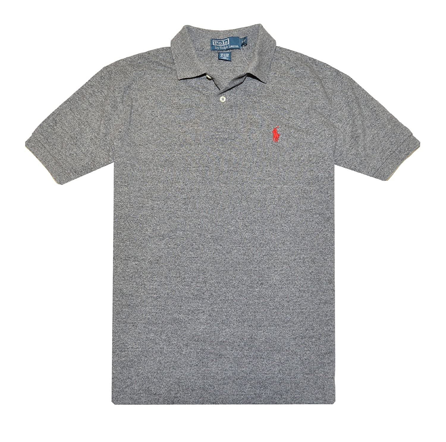 9b0cf6d5f9ad Polo Ralph Lauren Classic Fit Mesh Polo at Amazon Men s Clothing store