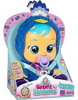 Amazon.es: IMC Toys - Bebes Llorones, Kristal está malita ...