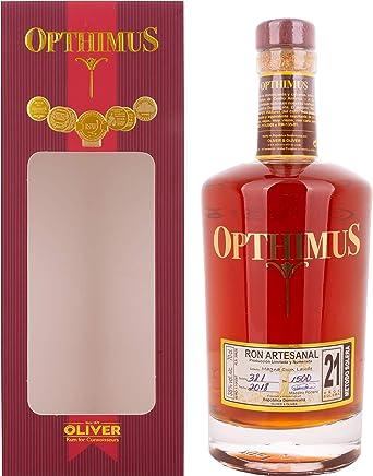 Opthimus Ron 21 Años - 700 ml