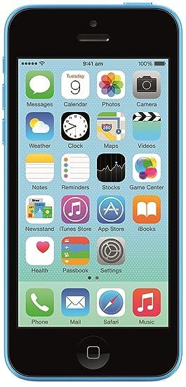Amazon.com: Apple iPhone 5c Factory Unlocked Cellphone, 8GB ...