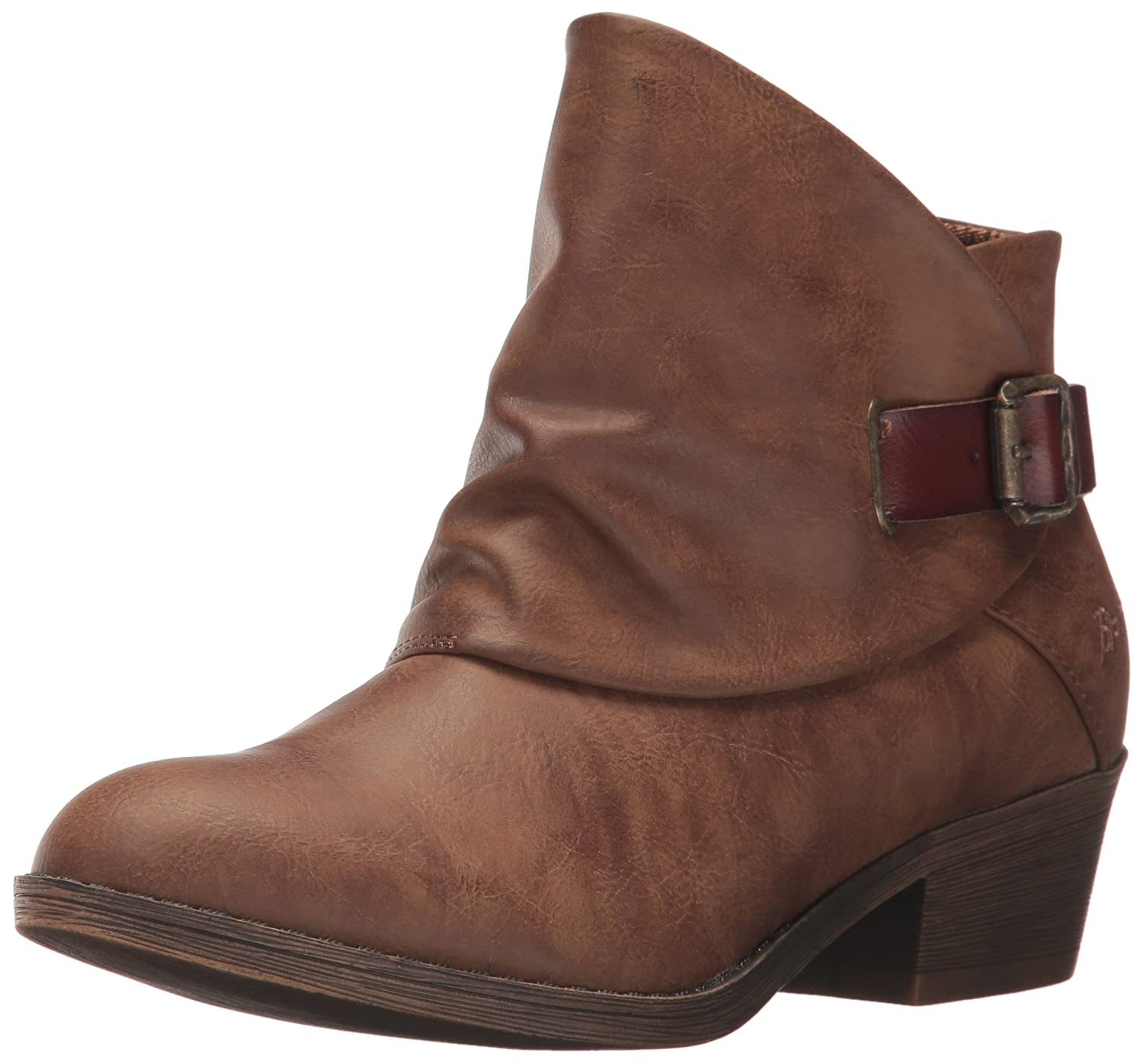 Blowfish Sill Damen Rund Synthetik Kurzstiefel
