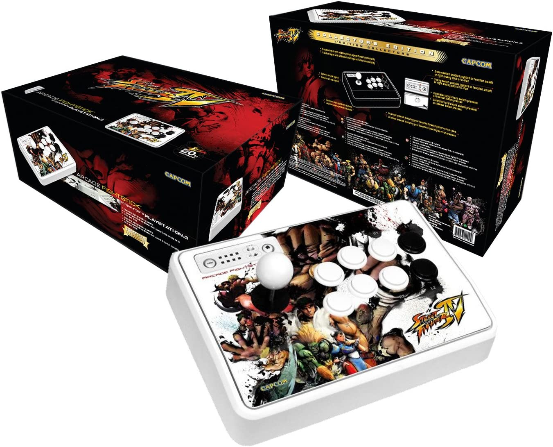Mad Catz - SFIV Arcade Fightstick (Xbox 360): Amazon.es: Videojuegos