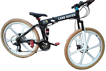 Buy Gogo A1 Land Rover 26 Inch High Carbon Steel Frame Foldable