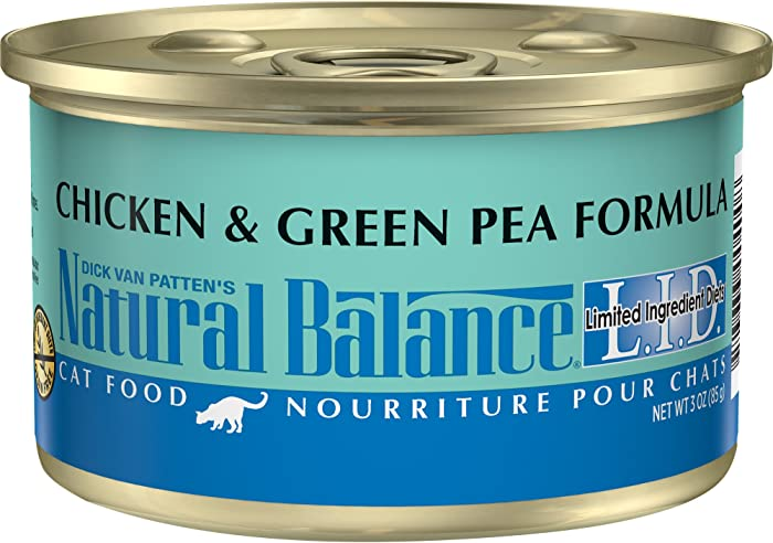 Top 10 Natural Balance Limited Ingredient Cat Food Small Bag