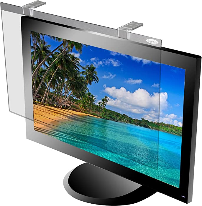 Kantek LCD Protect Deluxe Anti-Glare Filter for 21.5-Inch and 22-Inch Widescreen Monitors (LCD22W)