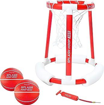 GoSports Splash Hoop 360 Floating Pool Toy for Kids
