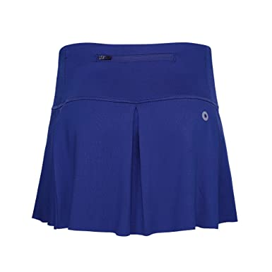 1ba008c41 slimour Women Dance Skirt Short Golf Mini Skirts Athletic Skort with Pockets  Workout Shorts Blue 4