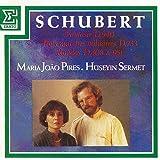 シューベルト:四手のためのピアノ作品集