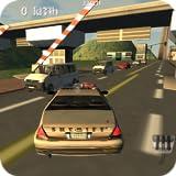 Police Car Driving Simulator 3D