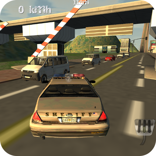 Police Car Driving Simulator 3D