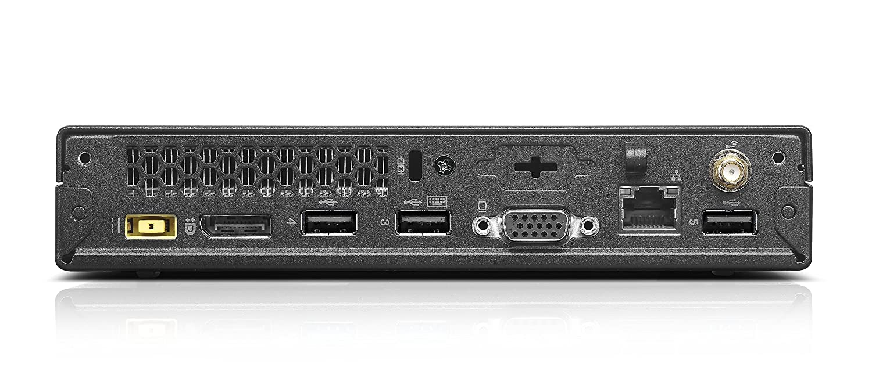Lenovo ThinkCentre M73 2.9GHz i3-4130T Mini PC Negro Mini PC - Ordenador de sobremesa (2,9 GHz, 4ª generación de procesadores Intel® CoreTM i3, i3-4130T, ...
