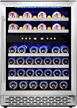 Phiestina 46 Bottle Wine Cooler