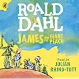 James and the Giant Peach (Dahl Audio)