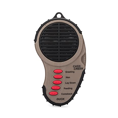 Amazon cass creek ergo call duck call cc003 handheld cass creek ergo call duck call cc003 handheld electronic game call m4hsunfo