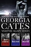 The Complete Vampire Agape Series: Blood of Anteros, Blood Jewel, and Blood Doll