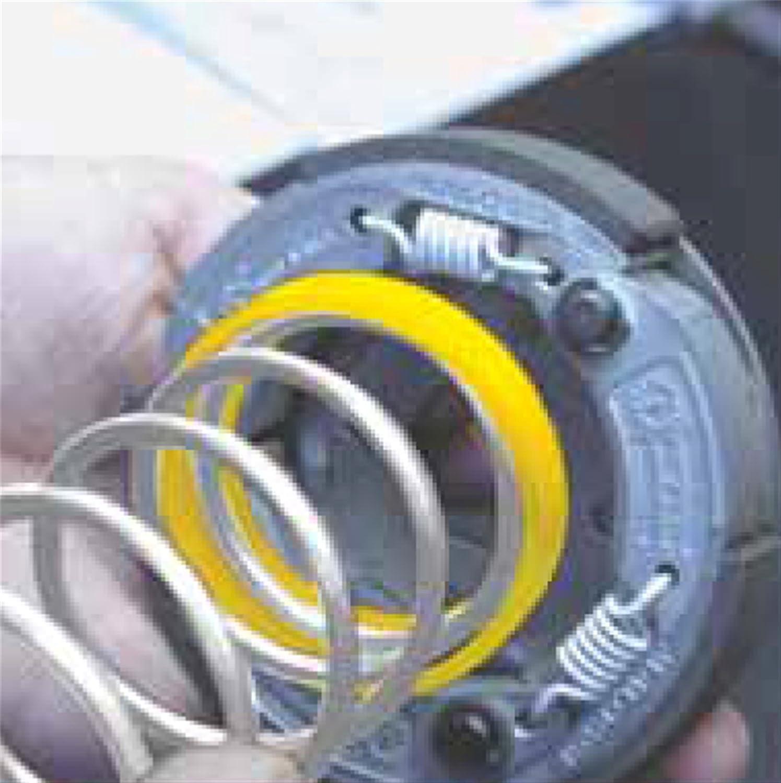 f/ür GILERA//PIAGGIO 2T//4T Maxi Federteller MALOSSI Torsion Controller