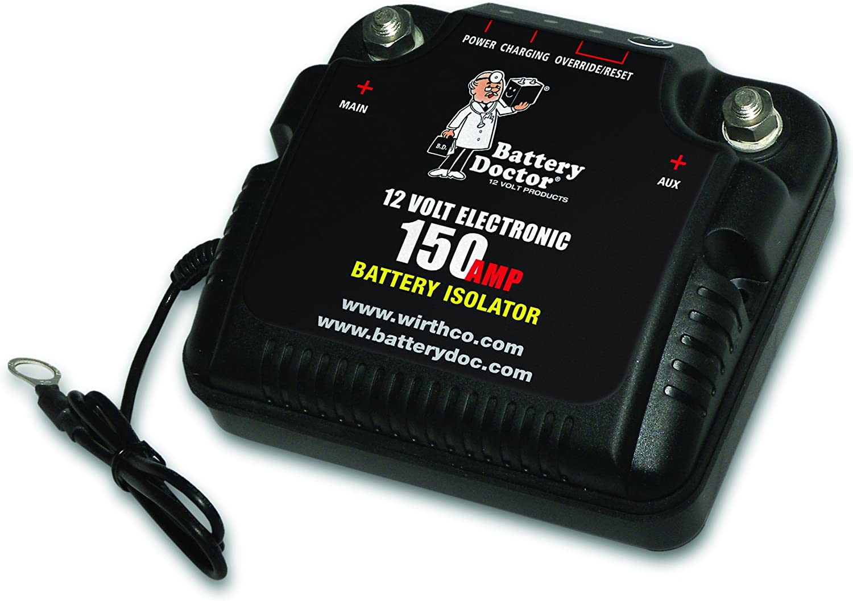 Good Dual Battery Isolator