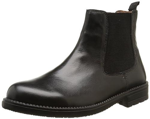 Casanova Lucas - Botas Chelsea para Hombre, Color Negro (Noir), Talla 45: Amazon.es: Zapatos y complementos