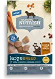 Rachael Ray Nutrish Large Breed Dry Dog Food, Chicken & Veggies Recipe