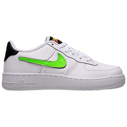 super cheap sold worldwide beauty Nike AIR Force 1 LV8 3 (GS) / Blanc: Amazon.fr: Chaussures ...