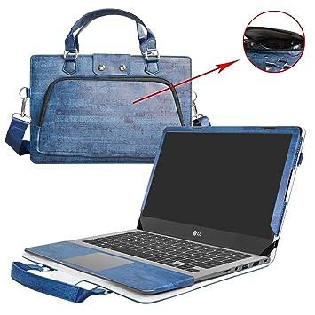 Ideapad 320/520 15 Funda,2 in 1 Diseñado Especialmente La Funda Protectora de Cuero de PU + la Bolsa portátil para 15.6