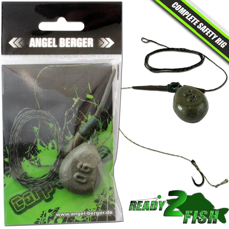 Angel Berger Carp Bomb Lead Karpfenblei