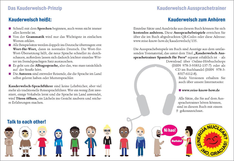 Reise Know-How Kauderwelsch Spanisch für Peru - Wort für Wort: Spanisch für Peru Wort für Wort: 9783831764495: Amazon.com: Books