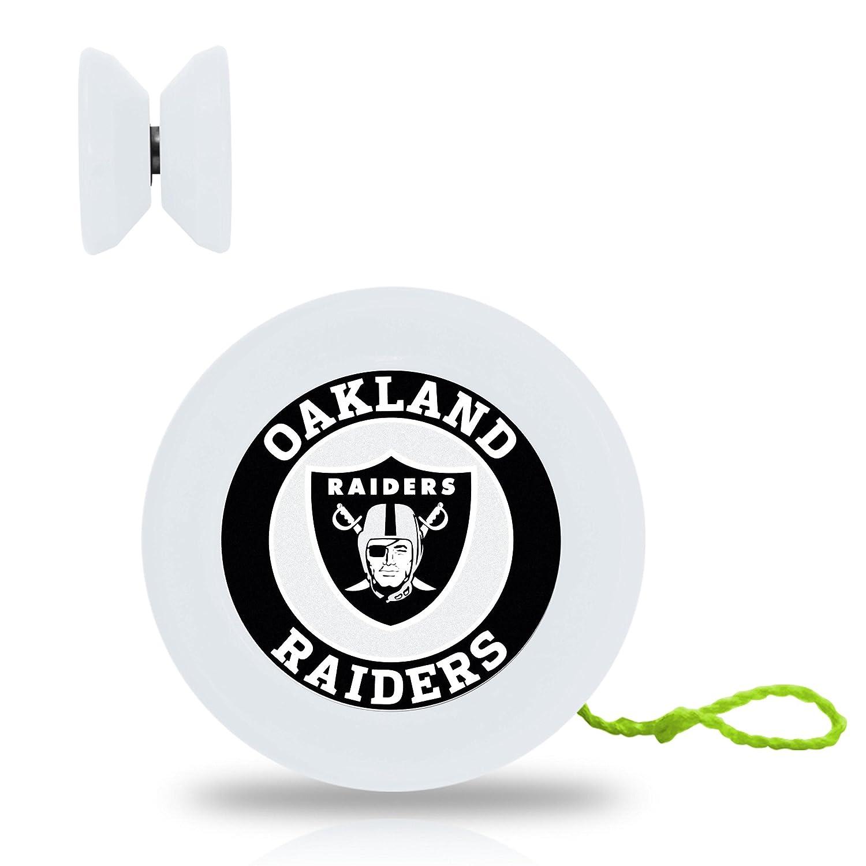 Yo yos asd jkl oakland raiders logo emblem customized printing professional yo yo yoyo hand toy buycottarizona Images
