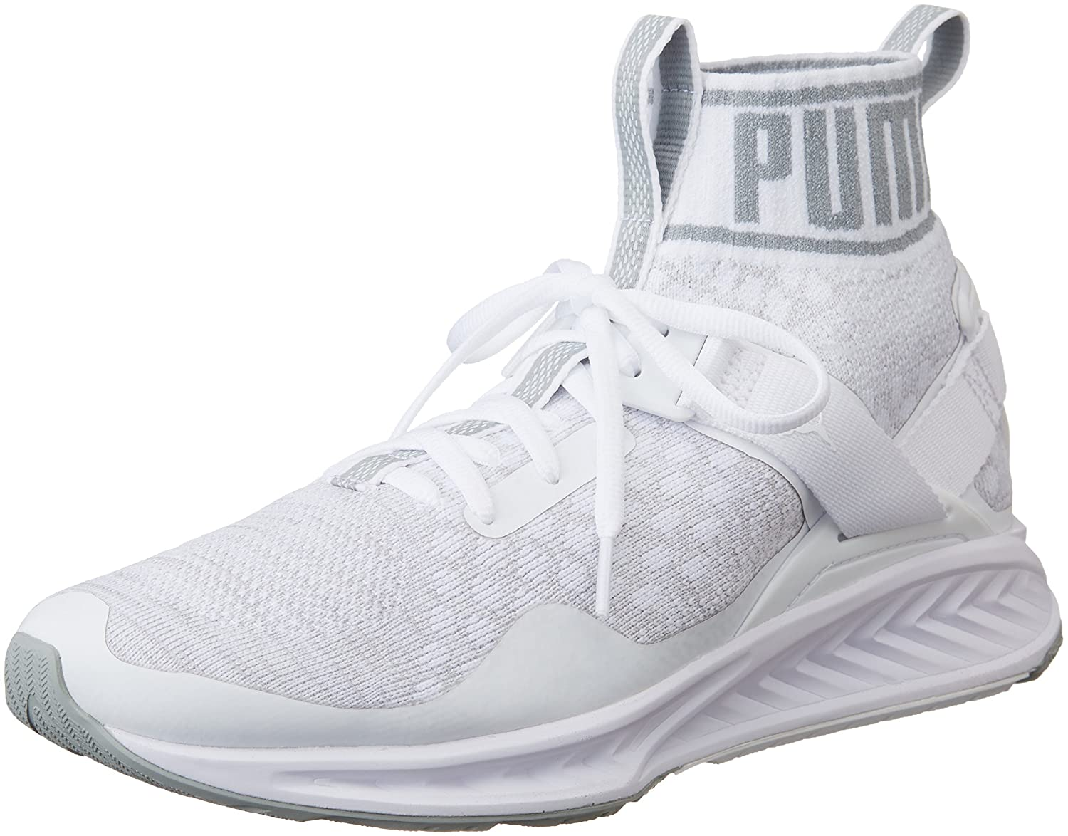 bfd144528526 Puma Men s Ignite Evoknit Running Shoes  Buy Online at Low Prices in India  - Amazon.in