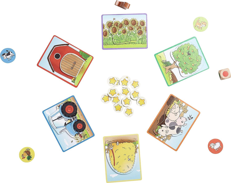 HABA- Juego de Mesa, Animalitos Escondidos, Multicolor (Habermass H304251): Amazon.es: Juguetes y juegos
