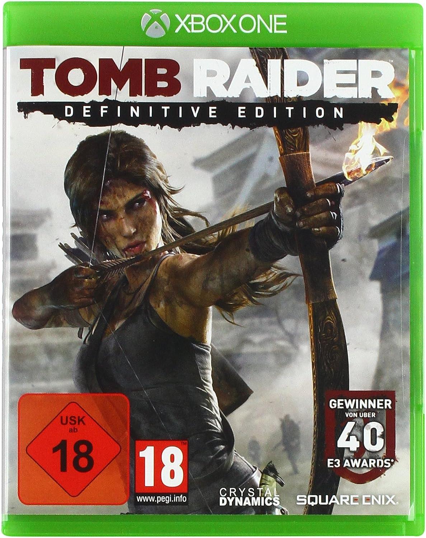 Tomb Raider: Definitive Edition - Standard Edition [Importación ...
