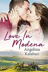 Love In Modena (Desert Love Book 2) Kindle Edition