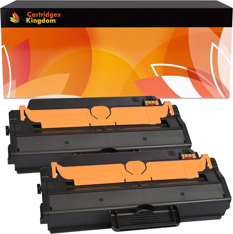 2 Premium Toner Kompatibel Für Samsung Mlt D103l Ml 2950nd Ml 2955dw Ml 2955nd Scx 4728fd Scx 4729fd Scx 4729fw Bürobedarf Schreibwaren