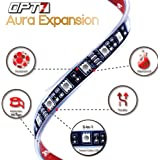 2pc - OPT7 Aura LED Expansion Pack - 12-Inch Strips with Splitters and Extensions