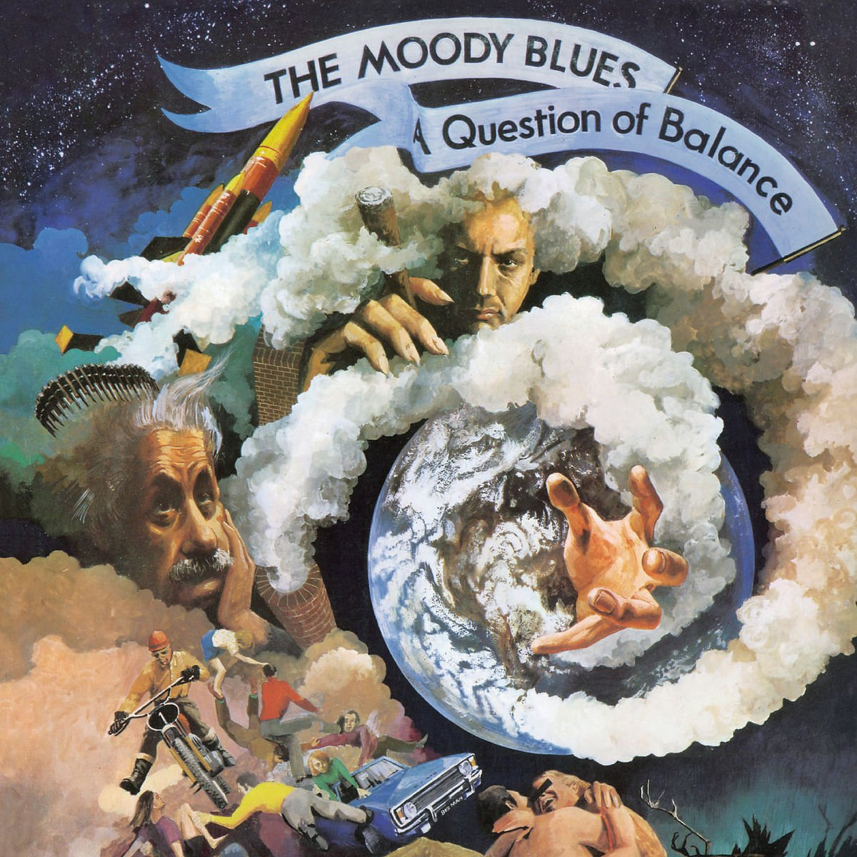 CD : The Moody Blues - A Question Of Balance [Bonus Tracks] [Expanded Edition] [Remastered] (Bonus Tracks, Expanded Version, Remastered, Reissue)
