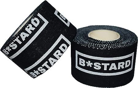 B*stard Tape - Cinta de algodón de óxido de zinc para crossfit, levantamiento de pesas, escalada en roca y gimnasia que proporciona apoyo y ayuda a ...